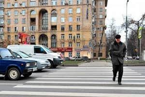 Ответственность водителей на нерегулируемом пешеходном переходе