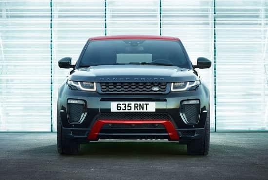Range Rover Evoque Ember