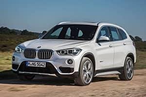 BMW X1 2017 года