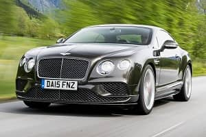 Bentley Continental GT Speed 2016 года