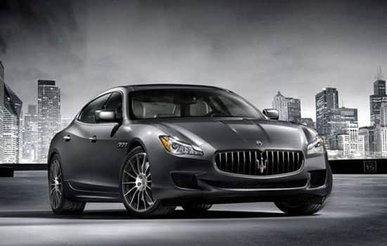 Maserati Ghibl