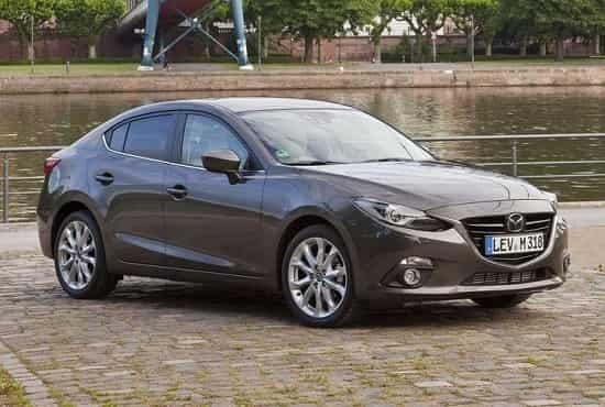 Седаны C-класса: Citroen C4, Hyundai Elantra, Mazda 3