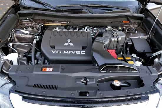Двигатель Mitsubishi Outlander GT