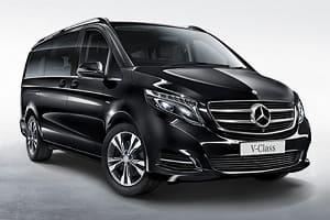 Минивэн Mercedes-Benz V-Classa