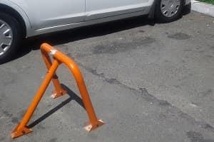 Проблема парковок в Москве. Самозахват парковочных мест