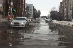 Проблемы весенней дороги