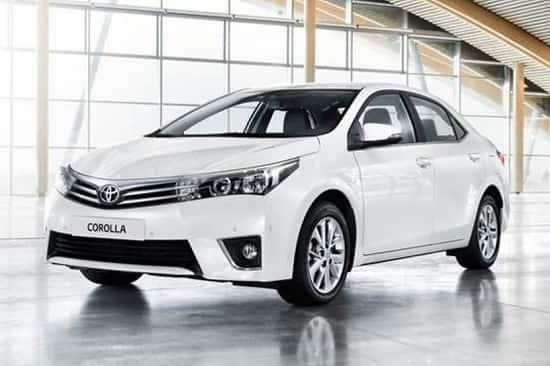 Toyota Corolla 2018 года