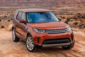 Внедорожник Land Rover Discovery 5