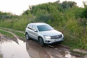 Как ездить по грунтовой дороге