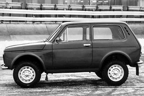 """Отечественному внедорожнику ВАЗ-2121 """"Нива"""" исполнилось 40 лет!"""