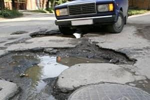 С 1 марта ответственность за плохие дороги ужесточили