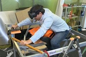 Тренажер для контраварийной подготовки мотоциклистов