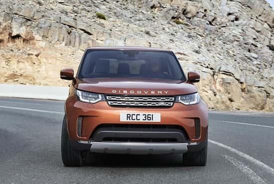 Land Rover Discovery 5 поколения