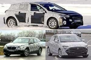 Компактные авто 2018 года BMW Opel, Toyota