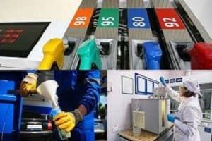 На заправках продают разбавленный бензин!