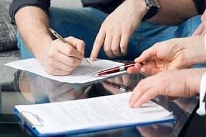 Оформление договора при продаже автомобиля