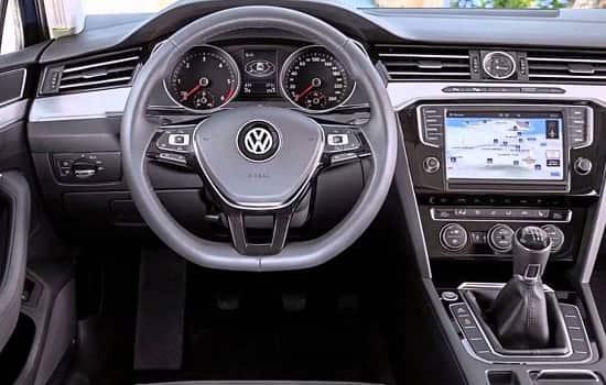 Салон Volkswagen Passat Variant