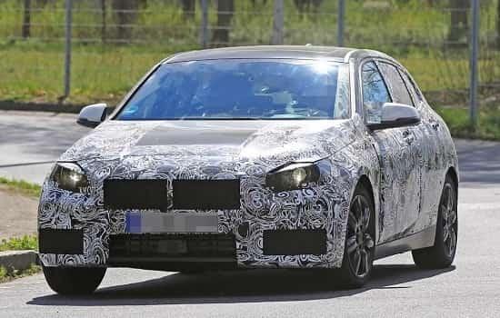 BMW 1 Series 2018 года