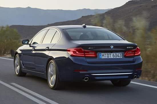 BMW 5 Series 7 поколения