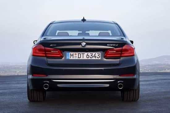 "BMW 5 Series ""Пятерка"""