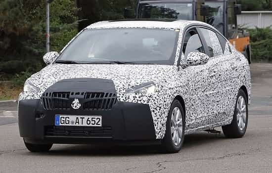Opel Corsa 2018 года