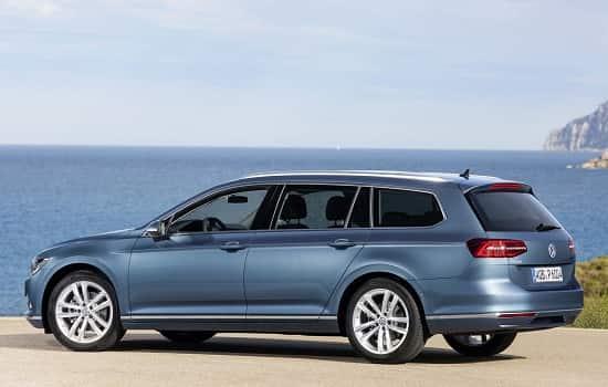 Volkswagen Passat Variant 2014 года