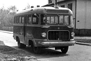 Автобус ТА-6
