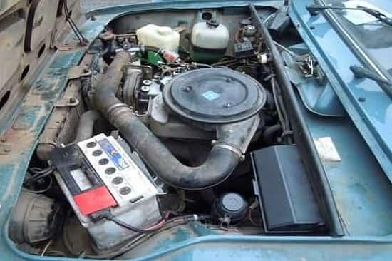 Двигатель 1,5 ВАЗ-2104 «Четверка»