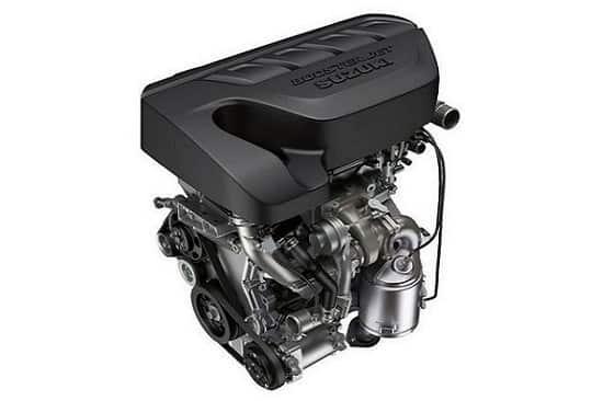 Двигатель Suzuki Vitara S