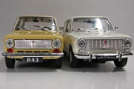Отличия ВАЗ-21011 от ВАЗ-2101