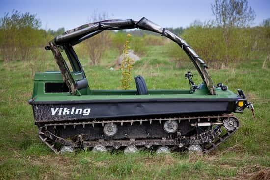 Вездеход Viking 750