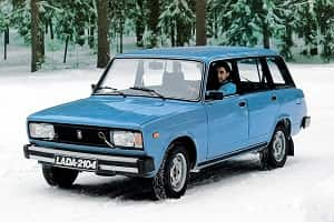 Универсал ВАЗ-2104 «Четверка»
