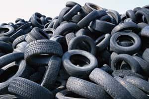 Утилизация шин