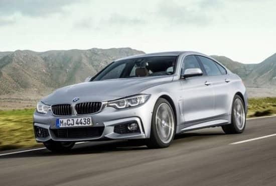 Электромобиль BMW 4-Series GT