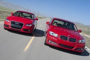 BMW и Audi