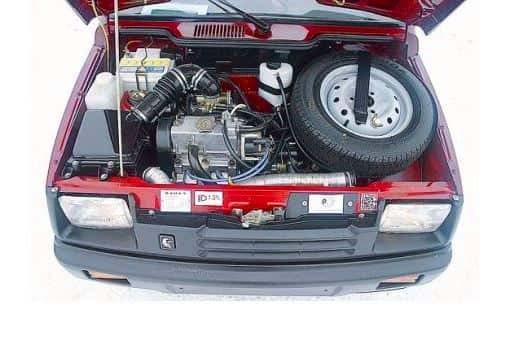Двигатель-ВАЗ-1111-Ока