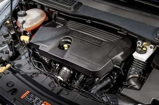 Двигатель Ford Kuga российской сборки