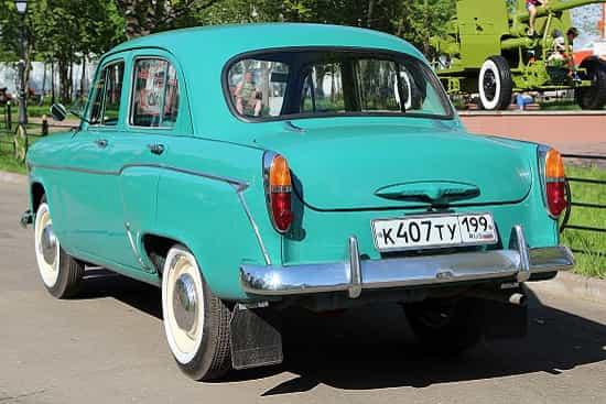 Москвич 407 1960 года