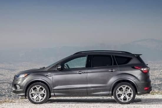 Ford Kuga российской сборки