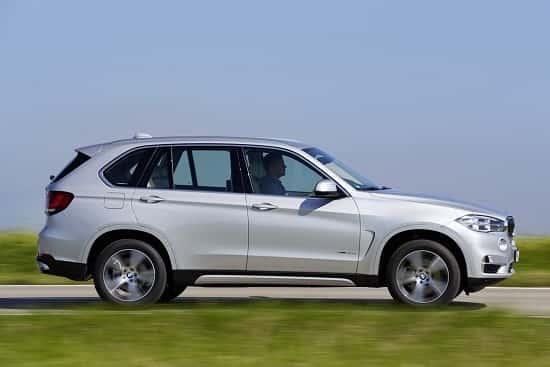 Гибридный автомобиль BMW X5 xDrive40e Plug-in Hybrid
