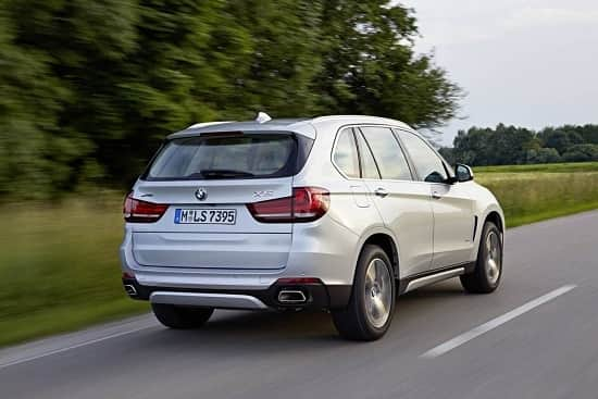 Гибрид BMW X5 xDrive40e Plug-in Hybrid