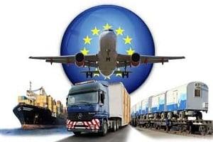 Мультимодальные перевозки из Европы
