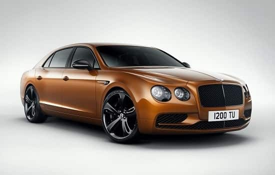 Седан Bentley Flying Spur W12 S