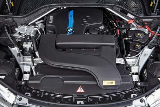Силовая установка BMW X5 xDrive40e Plug-in Hybrid
