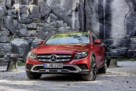 Универсал повышенной проходимости Mercedes-Benz E-Class All-Terrain