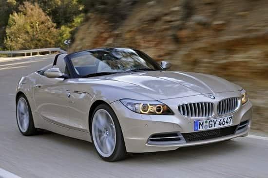 BMW Z4 2018 года
