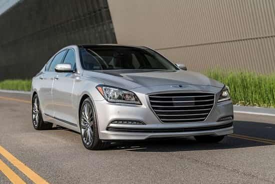 Hyundai Genesis G80 2018 года