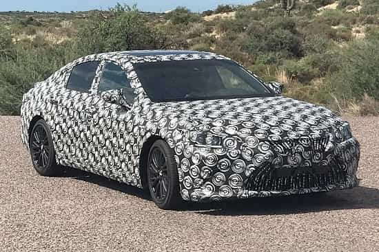 Lexus ES 2018 года