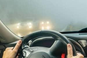 Безопасное вождение при нулевой видимости