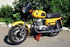 Мотоцикл Восход 3М - стойкий боец на наших дорогах!